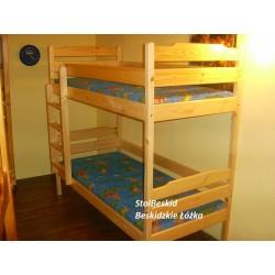 Łóżko Piętrowe Beskid
