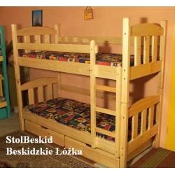 Łóżko Piętrowe Konan