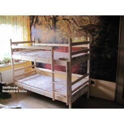 Łóżko Piętrowe Iwonka