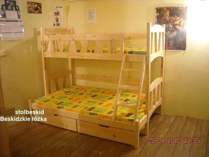 3 Osobowe łóżko Faraon